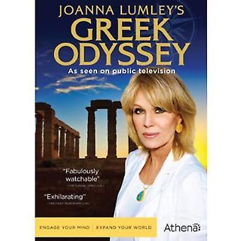 Joanna Lumley's Greek Odyssey [DVD] USA import