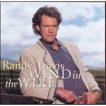 Randy Travis - Wind in the Wire [CD] USA import