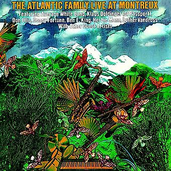 Atlantic Family - Live at Montreux [CD] USA import