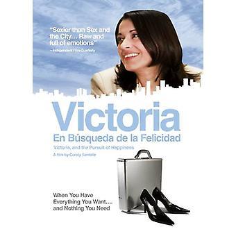Victoria: Da Busqueda De La Felicidad [DVD] USA importerer