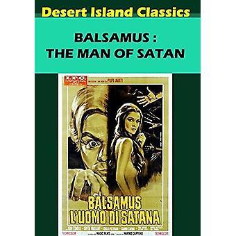 Balsamus : The Man of Satan [DVD] USA import