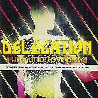 Delegation - Put a Little Love on Me-EP [CD] USA import