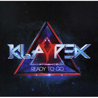 Klaypex - Ready to Go/Loose Dirt [CD] USA import