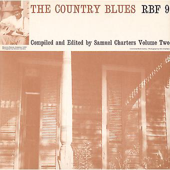 Country Blues: - Vol. 2-Country Blues: [CD] USA import
