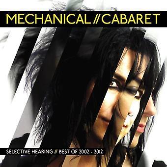Mekanisk Cabaret - selektiv hørelse [CD] USA importerer
