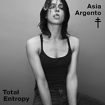 Argento Asia - Total Entropy [CD] USA import