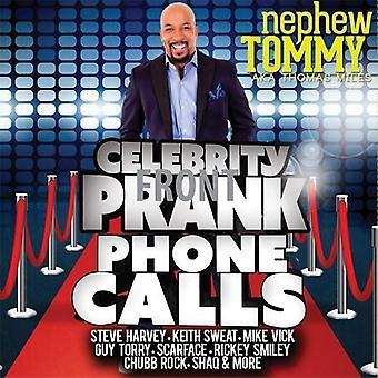 Nevø Tommy - Celebrity Prank telefonopkald [CD] USA importerer