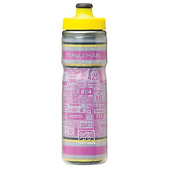 Nathan R2R feu & glace bouteille 600ml bouteille jaune-rose 4423NFFCY