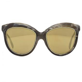 Italia Independent 0092M Sunglasses In Brown