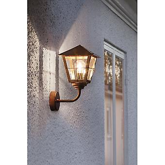 Konstsmide Fenix Copper Wall Lamp