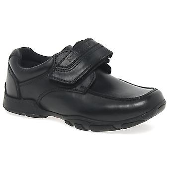 Hush Puppies Freddy Girls Junior School Shoes