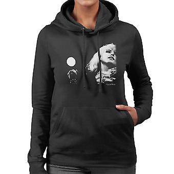 Blondie Debbie Harry Manchester Free Trade Hall 1977 Women's Hooded Sweatshirt