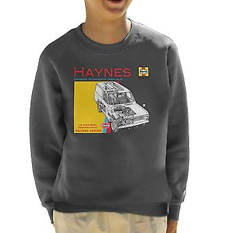 Haynes Besitzer Workshop Manual 0607 Bedford HA Van Kid Sweatshirt