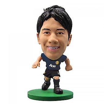 Manchester United SoccerStarz Kagawa extérieur