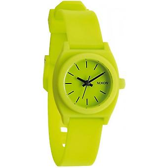 Nixon The Small Time Teller P Watch - Lime