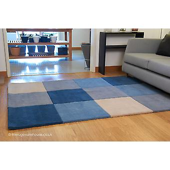 Chequered Sky Rug