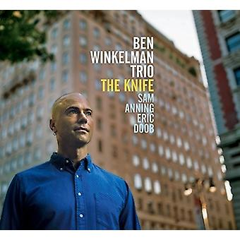 Winkelman Trio, Ben - kniv [CD] USA import