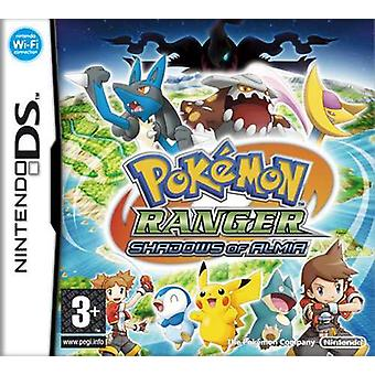 Pokemon Ranger Shadows of Almia (NDS) (käytetty)