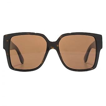 Saint Laurent SL M9 Sunglasses In Havana