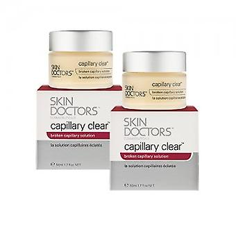Skin Doctors Capillary Clear - 2 Pack