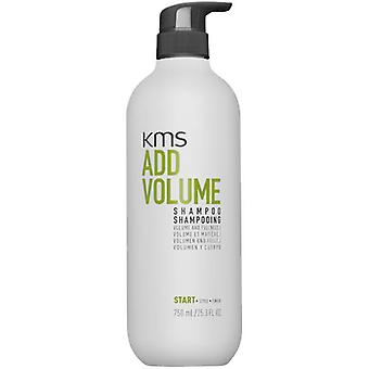 KMS California AddVolume Shampoo (750ml)