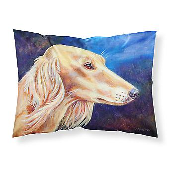 Carolines Treasures  7124PILLOWCASE Saluki Moisture wicking Fabric standard pill