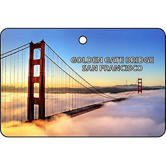 Golden Gate Bridge - San Francisco-Auto-Lufterfrischer