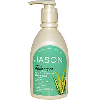 Jason Bodycare, Aloe Vera Body Wash, 840ml