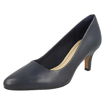 Ladies Clarks Smart Court Shoes Isidora Faye