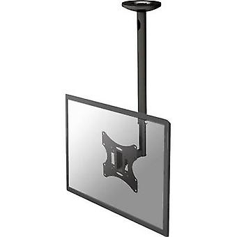 TV ceiling mount 25,4 cm (10) - 101,6 cm (40) Swivelling/tiltable NewStar Products FPMA-C060BLACK