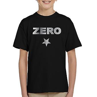 Zero Star The Smashing Pumpkins Kid's T-Shirt