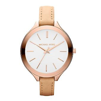 Michael Kors Ladies' Slim Runway Watch MK2284