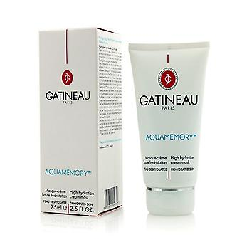 Gatineau Aquamemory High Hydration Cream-Mask - For Dehydrated Skin 75ml/2.5oz