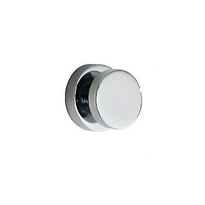 Loft Single Towel Hook(Pair) - Polished Chrome (LK3455)