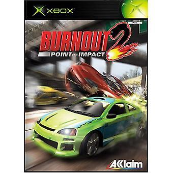Burnout 2 punkt inverkan (Xbox)
