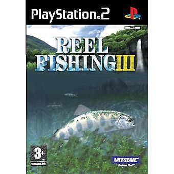 Vissen 3 Reel