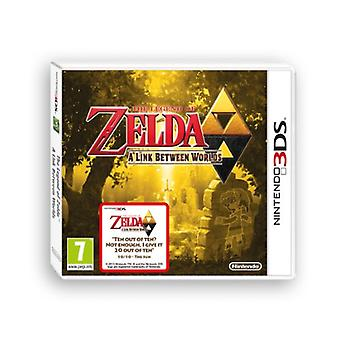 The Legend of Zelda A Link Between Worlds (Nintendo 3DS)