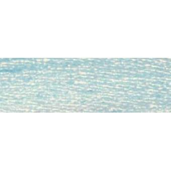 DMC Light Effects Embroidery Floss 8.7yd-Baby Blue
