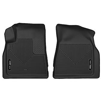 Husky Liners Front Floor Liners Fits 08-17 Enclave, 09-17 Traverse
