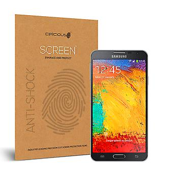Celicious Impact Anti-Shock Shatterproof Screen Protector Film Compatible with Samsung Galaxy Note 3 Neo