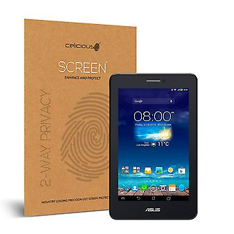Celicious Privacy 2-Way Anti-Spy Filter Screen Protector Film Compatible with ASUS Fonepad 7 ME175CG