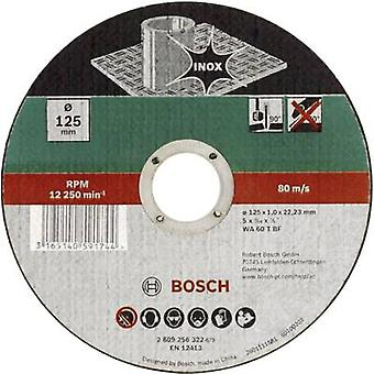 Taglio disco 115mm (dritto) 22,23 mm Bosch Accessori WA 60 T BF 2609256321 1/PC