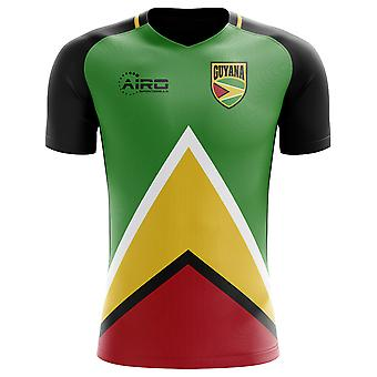 2018-2019 Guyana Home Concept Fußball Shirt - Baby
