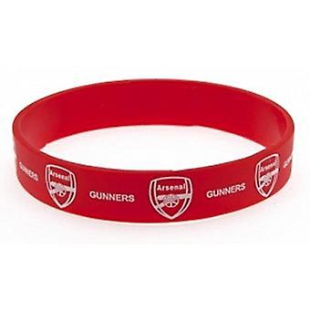 Arsenal Fc silikonowa opaska