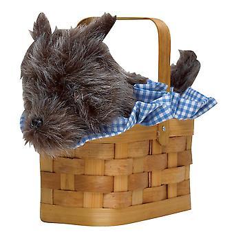 Oz ハンドバッグ財布ブルー レディース コスチューム犬トト バスケットのドロシー ・ ウィザード