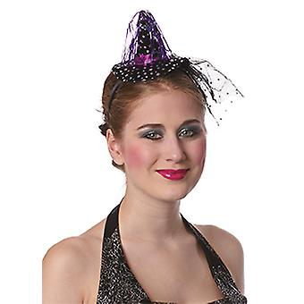 Witch Hat star headband accessories Carnival Halloween witch