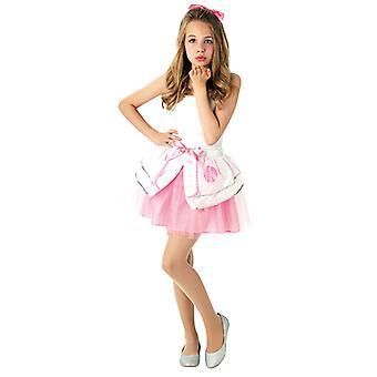 Ambar Tutu traje conjunto vestido infantil fantasia
