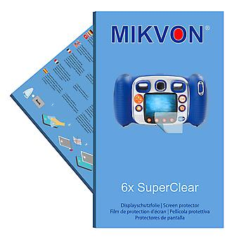 VTech Kidizoom Duo screen protector- Mikvon films SuperClear (reduced foil)