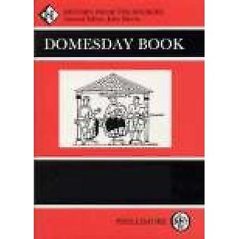 The Domesday Book Northamptonshire by John Morris - 9780850331646 Book