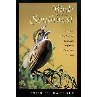 Fåglar i sydväst - en Fälthandbok av John H. Rappole - 9780890969